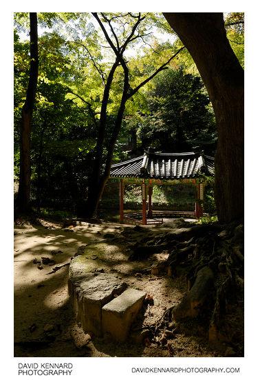 Gwanramjeong, Changdeokgung palace