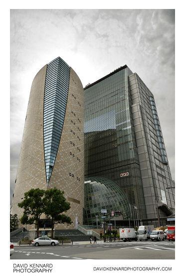 NHK Osaka & Osaka Museum of History