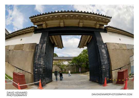 Ōte-Mon gate, Osaka Castle
