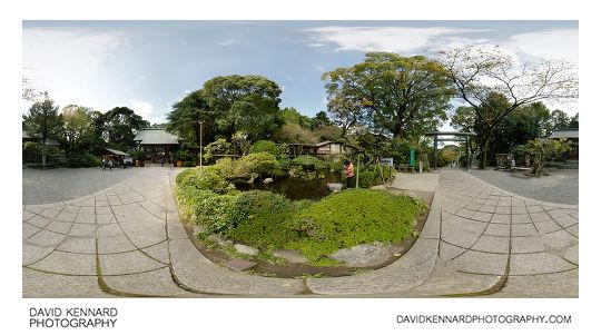 Hōtoku Ninomiya Jinja Shrine, Odawara