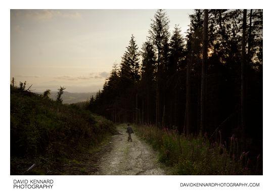 Track down Callow Hill, Shropshire