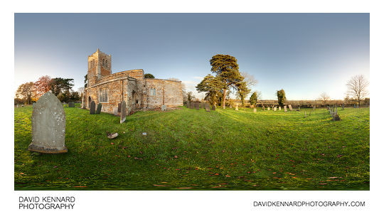 St. Nicholas Church, Marston Trussell