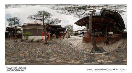 Ebisu jinja, Kyoto