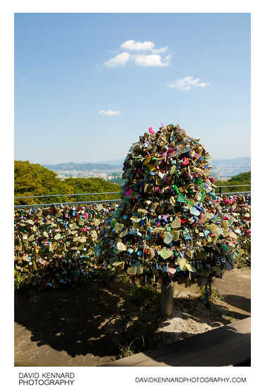 Locks of Love at N Seoul Tower