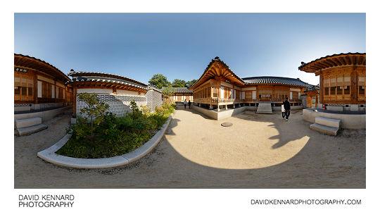 Geoncheonggung – Jeongsihap, Gonnyeonghap and Nokgeumdang