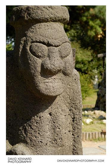 Dol hareubang 돌 하르방