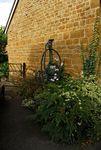 Old Petrol Pump on Braunston Road, Knossington