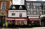 Dickinson & Morris Pork Pie and Sausage shops, Melton Mowbray
