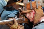 English Civil War Royalist Musketeer