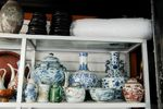 Pottery for sale, Insadong