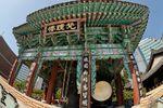 Beomjongru bell pavilion, Jogyesa