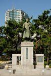 """Uiam"" Son Byeong-Hui statue, Tapgol Park"