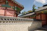 Buildings in Gwolnaegaksa, Changdeokgung palace