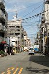 Street in Nipponbashi, Osaka
