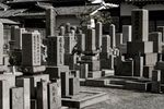 Gravestones in Sainenji