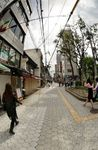 Shopping street, Shitennoji 1-chome, Osaka