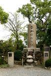 Rennyo Shōnin Kesakake no Matsu, Osaka Castle