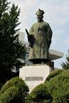 Yi Hwang Statue