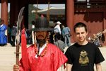 Joseon Guard and Mauser