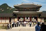 Geunjeongmun Gate and Yeongjegyo Bridge