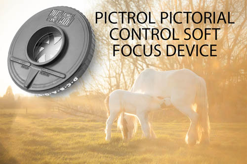 Pictrol Pictorial Control Soft focus device