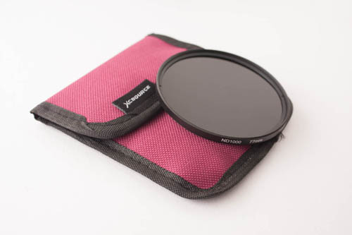 XCSource ND filter with pouch