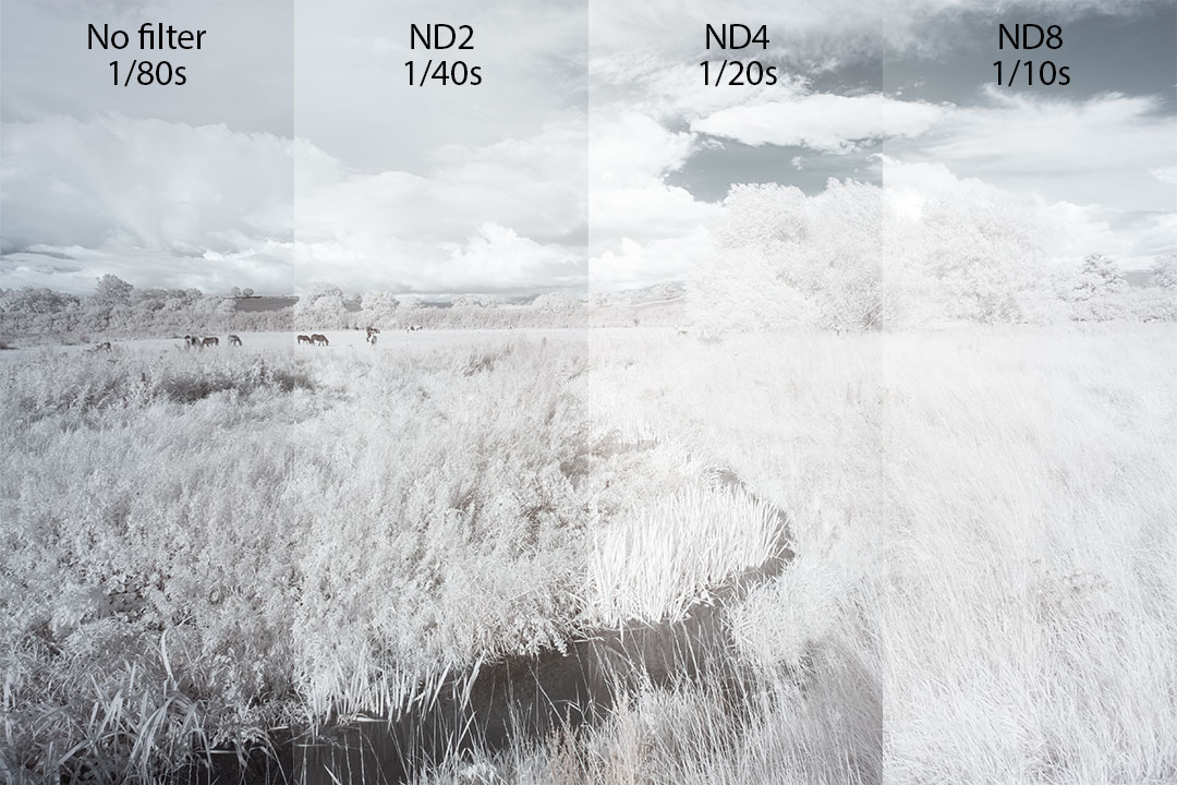 XCSource ND2 ND4 ND8 Neutral Density Filter Set Review ...