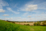 Countryside between Harborough and Great Bowden