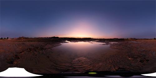Panorama with nadir taken on tripod.