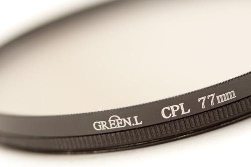 Green.L Circular Polarising filter
