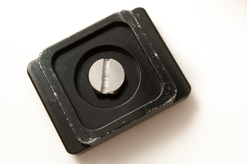 Arca-Swiss compatible quick release plate