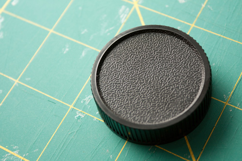 Rear lens cap for M39 mount lens