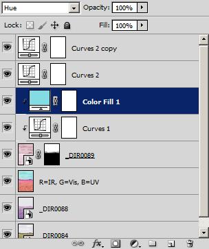 Layer palette