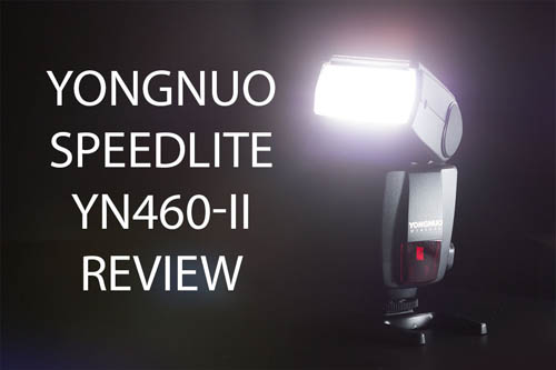 YongNuo Speedlite YN460-II Flash Review