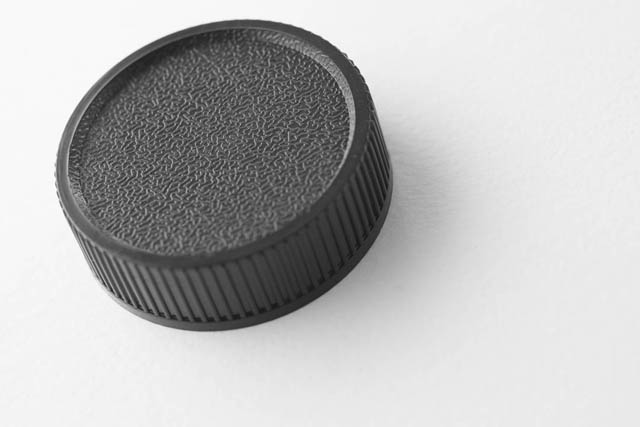 M39 rear lens cap to be turned into the adapter
